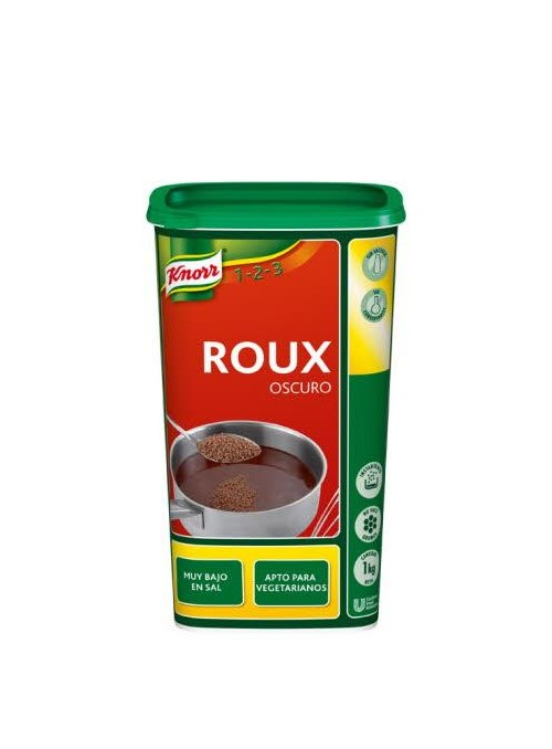 ROUX OSCURO KNOOR 1KG.