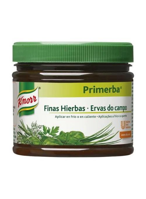 KNORR PRIMERBA FINAS HIERBAS 2X340GR