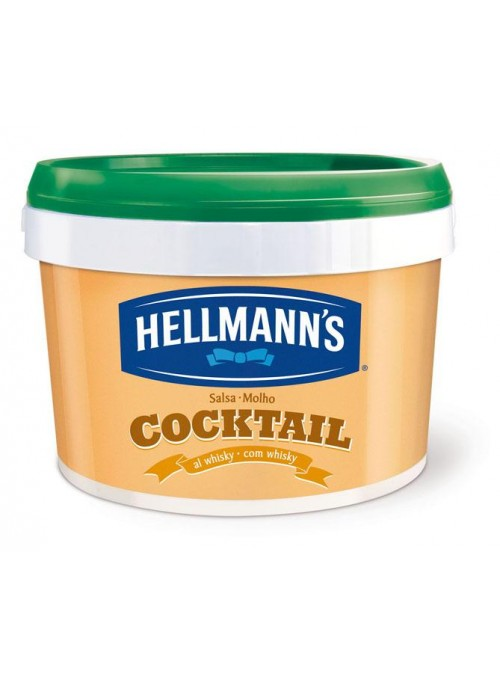 HELMANN'S SALSA COCKTAIL 3L.