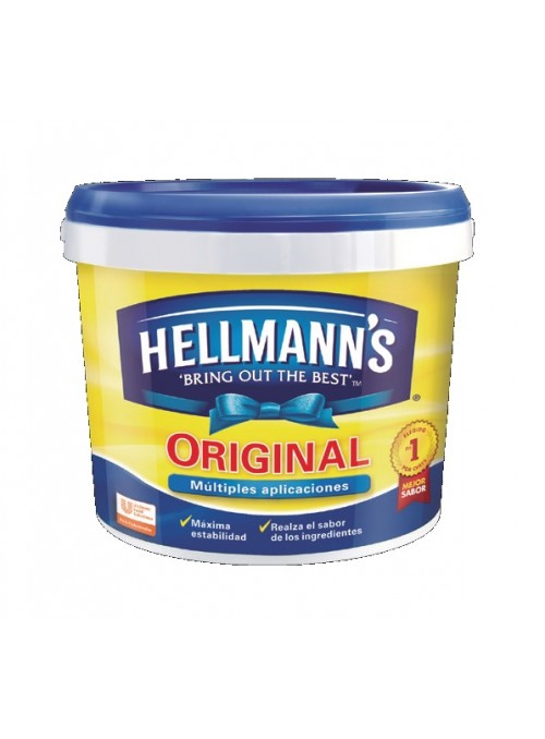Cubo Mayonesa Original HELLMANN'S