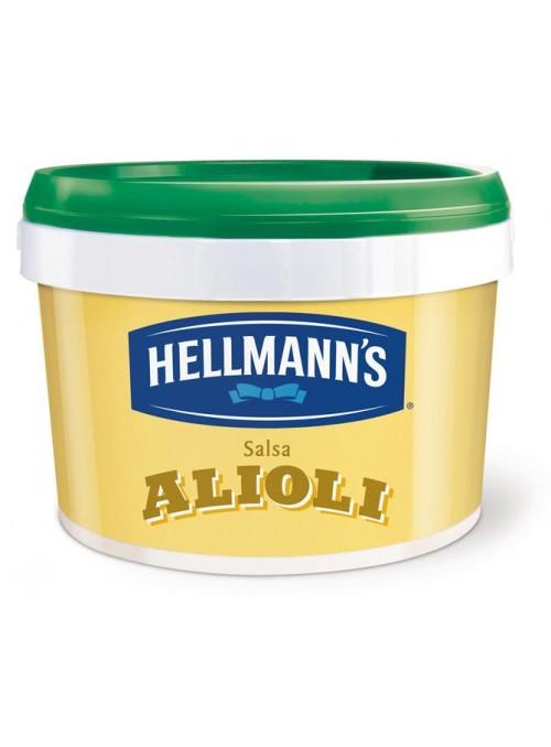 HELMANNS ALIOLI 3L
