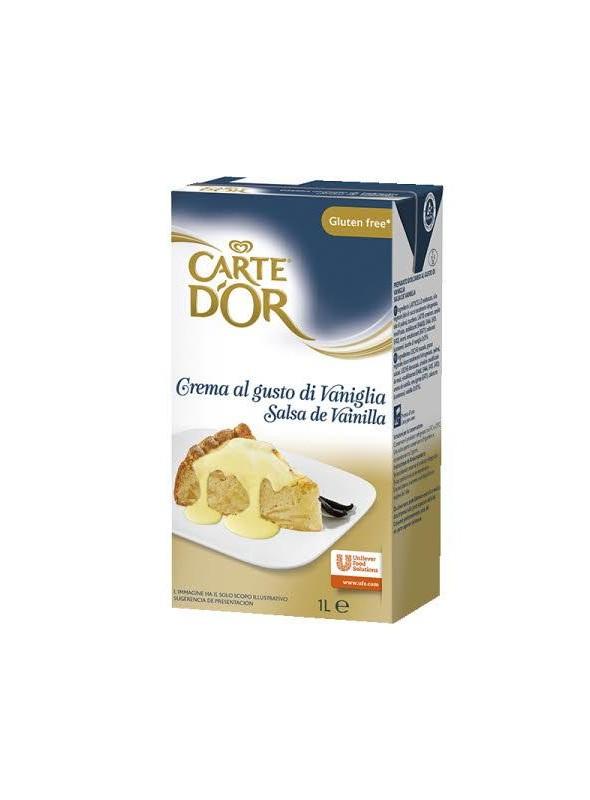 BRIKS SALSA DE VAINILLA CARTE D'OR 1l