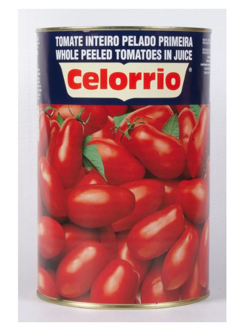 Tomate Entero Lata 5Kg CELORRIO