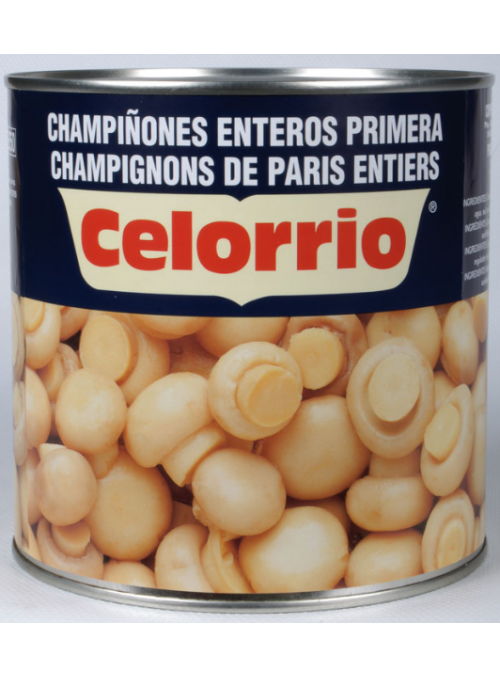 3KG.P.ESC.1330 CHAMPIÑON ENTERO Iª CELORRIO