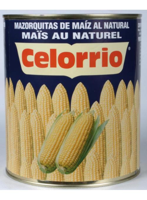 MAZORQUITAS DE MAIZ CELORRIO L/3KG.P.ESC.1500