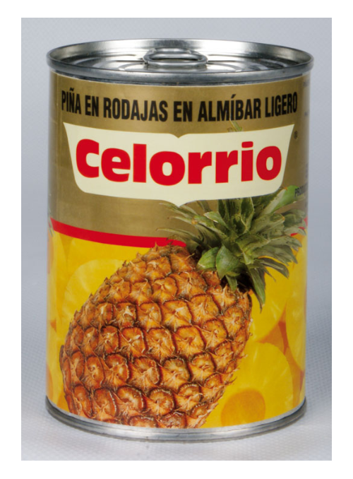Piña Almibar Rodajas Lata 3/4Kg CELORRIO