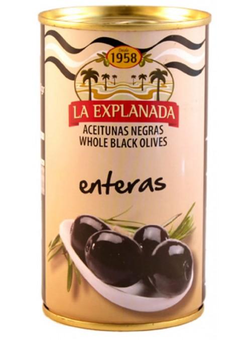 ACEITUNA NEGRA C/H.12X450GR.EXPLANADA