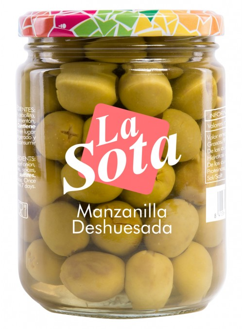 LA SOTA T/450ML.MANZANILLA S/H.240/260