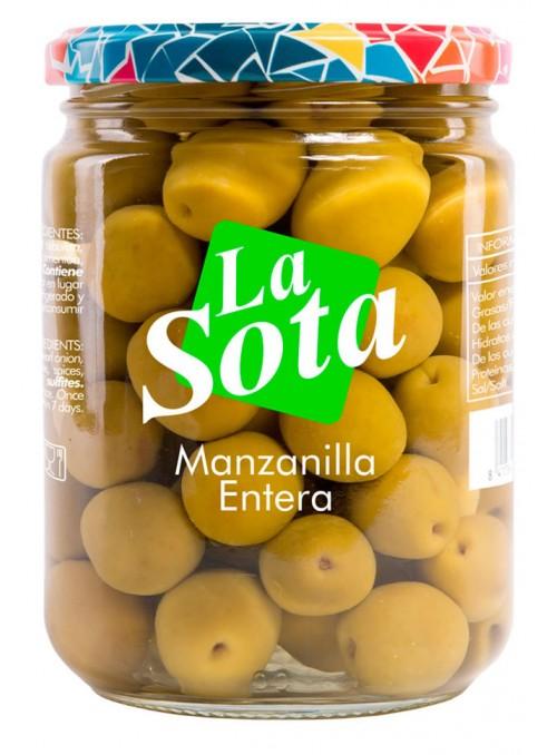 LA SOTA 450ML. MANZANILLA 200/220