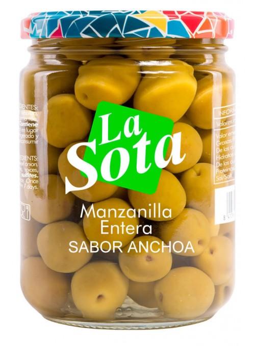 LA SOTA 450ML. MANZANILLA S.ANCH.240/260