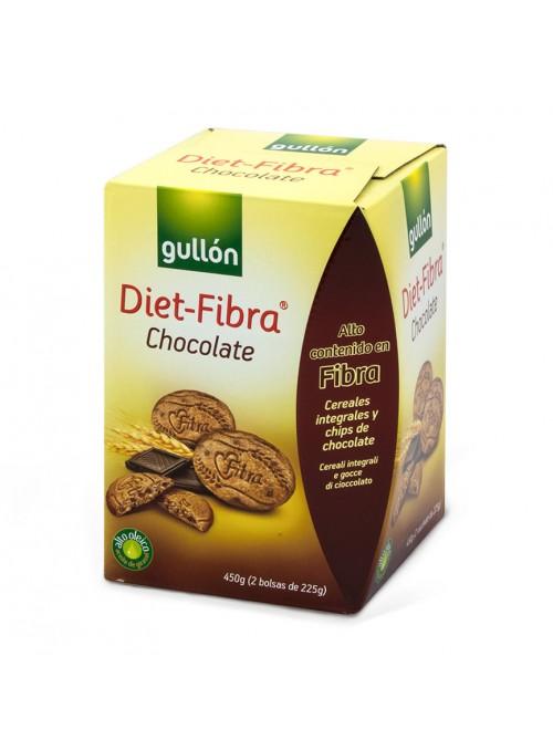 DIET FIBRA CHOCO 500GR.