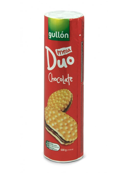 Mega Duo 500Gr GULLON