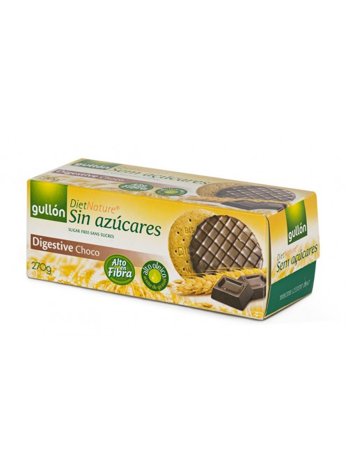 Choco Digestive Diet Nature GULLON