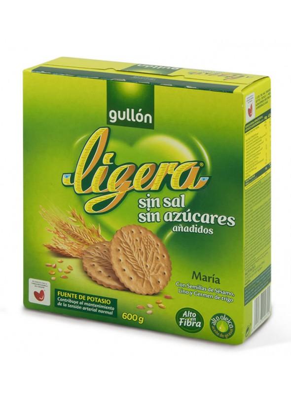 MARIA LIGERA 600GR.GULLON