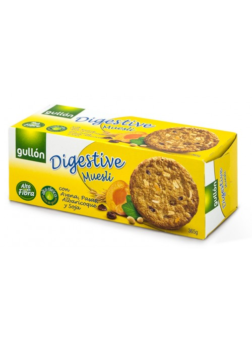 Digestive Muesli GULLON