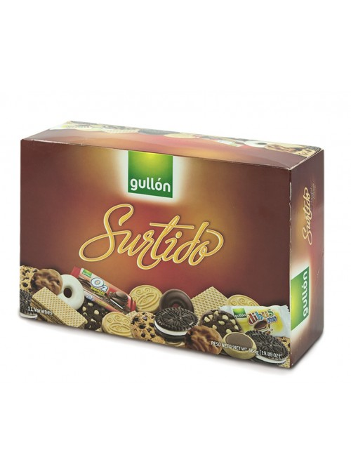 Surtido Galletas 564Gr GULLON