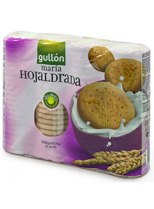 Maria Hojaldrada Pack-4 GULLON