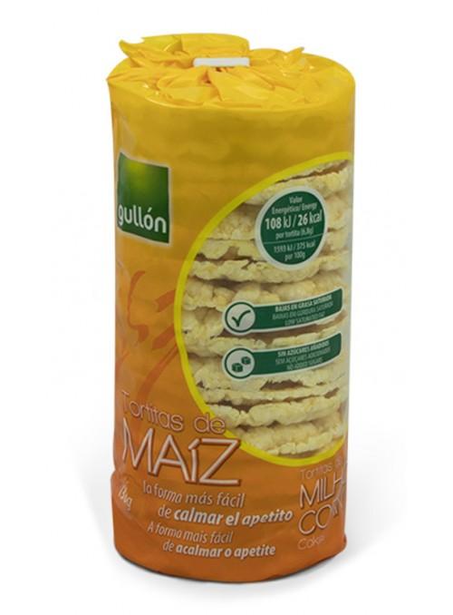 Tortitas de Maiz GULLON
