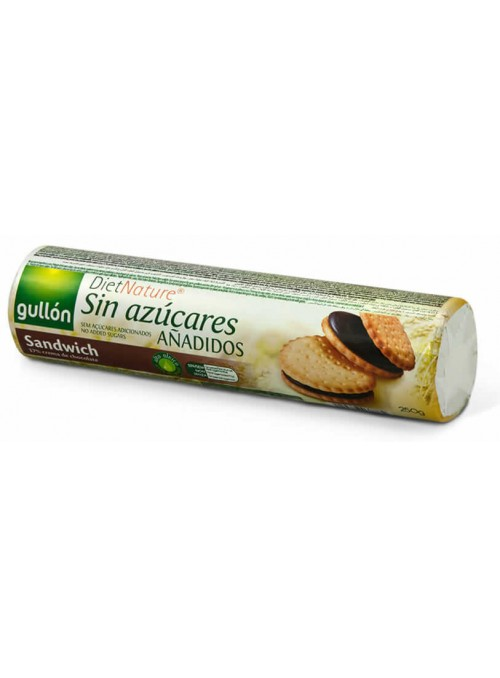 DIET NATURE SANDWICH 250GR.