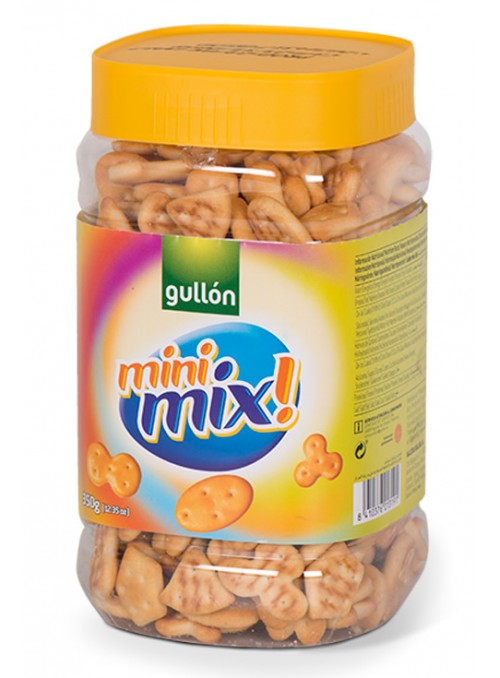 MINI MIX 350GR.GULLON