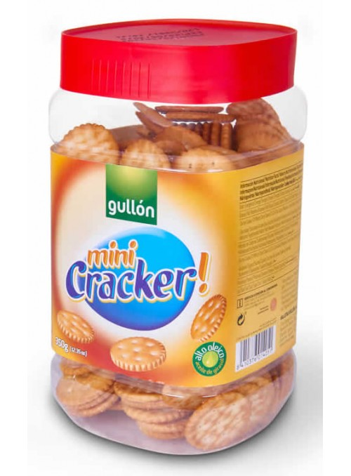 MINI CRACKER 350GR.GULLON