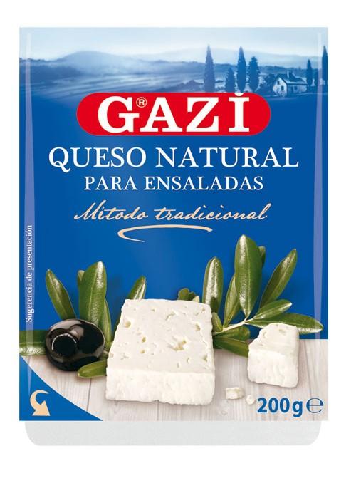 QUESO ENSALADA GAZI 200GR.