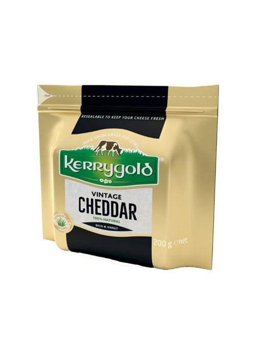 CHEDDAR BLANCO VINTAGE KERRYG.200GR.