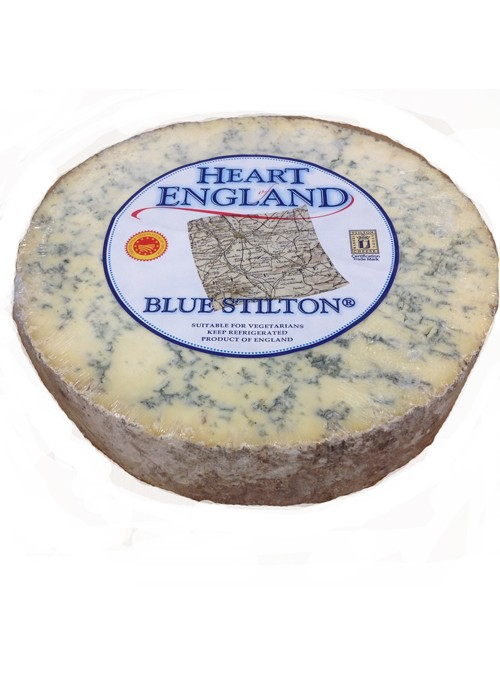 Azul Redondo Stilton ¼ Kg HEART OF ENGLAND