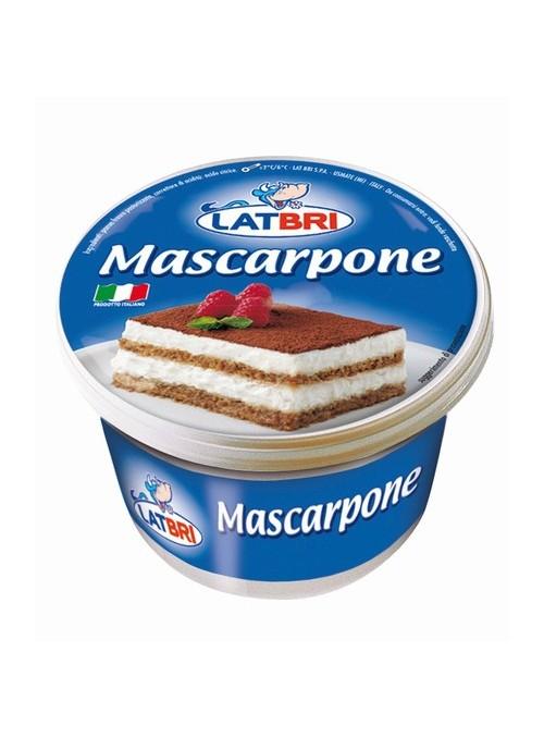 Mascarpone 500Gr LAT-BRI
