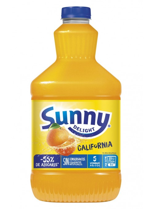 SUNNY DELIGHT CALIFORNIA 1.25 .L