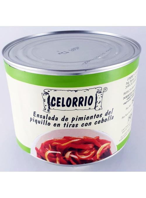 ENSALADA PMTO PIQUILLO CELORRIO 1/2 KG