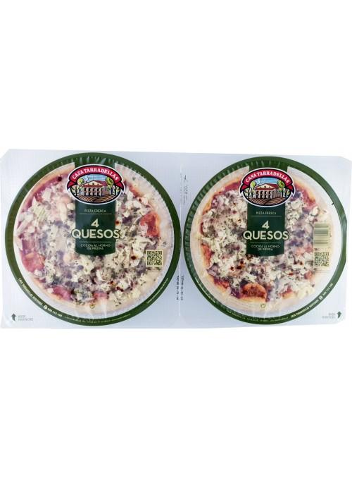 Pack Pizza 4 Quesos TARRADELLAS