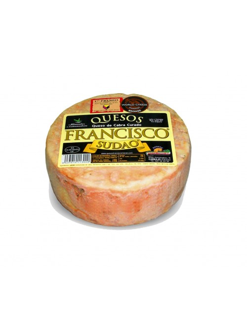Queso Cabra Curado FRANCISCO SUDAO