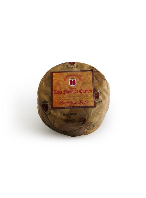 Queso Picon de Cuenca Viejo ( Manteca, Brandy y Trufa )