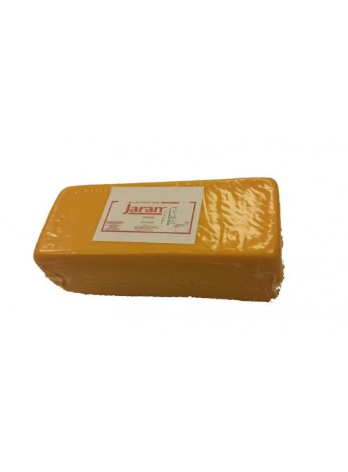 Cheddar Rojo Barra 2,5 Kg JARAMA