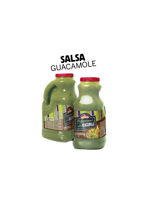 Salsa Guacamole 2L AZTECA