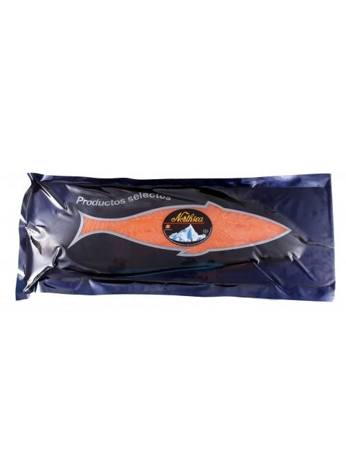 Plancha Salmon Noruego Ahumado FISH LINE