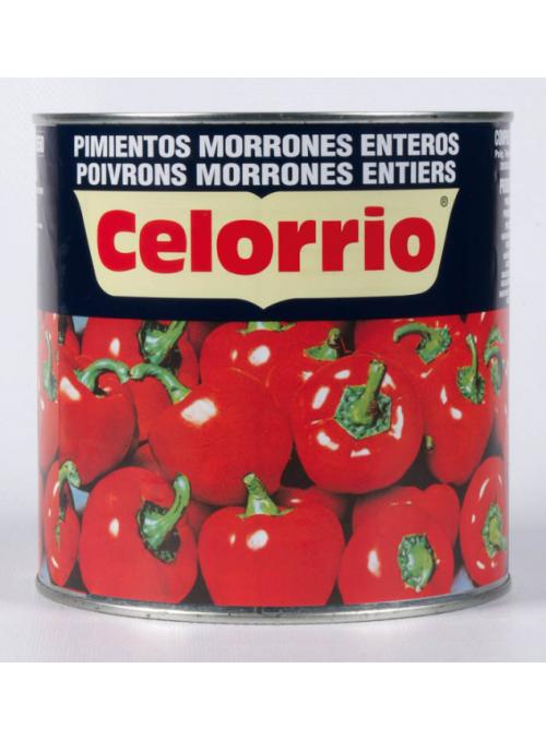 Pimiento Extra 3 Kg CELORRIO