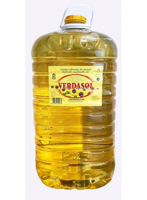 Aceite Girasol 25L VERDASOL