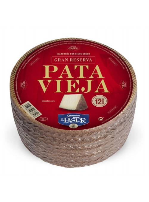 "Queso Añejo ""Pata Vieja"" EL PASTOR"
