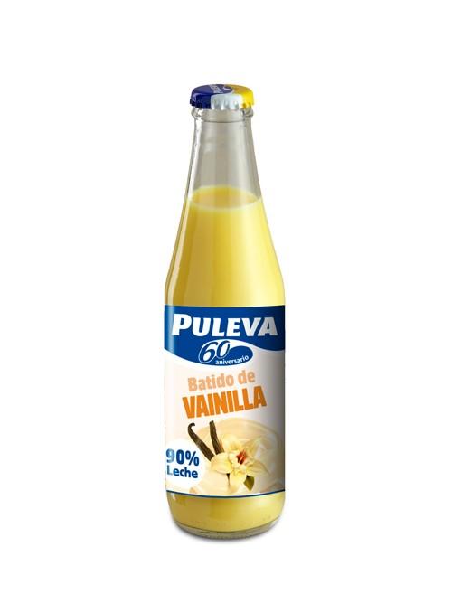Batido Botella Vainilla PULEVA