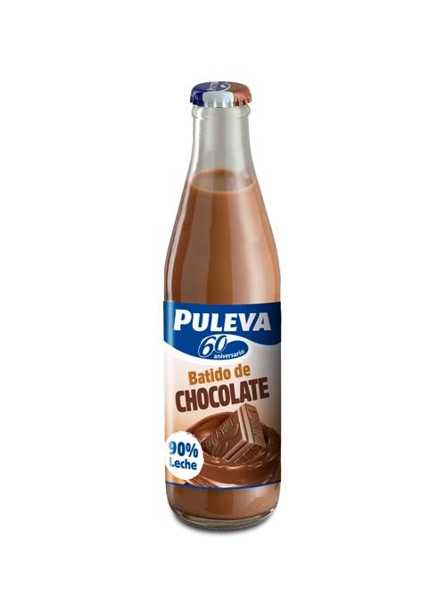 Batido Botella Cacao PULEVA