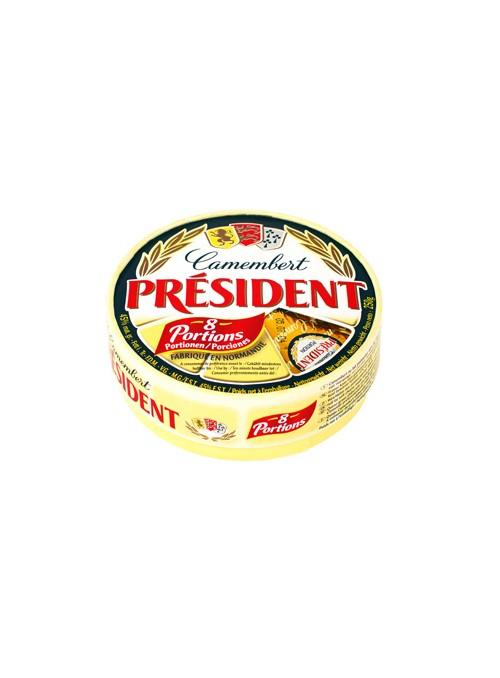 Camembert Porciones PRESIDENT