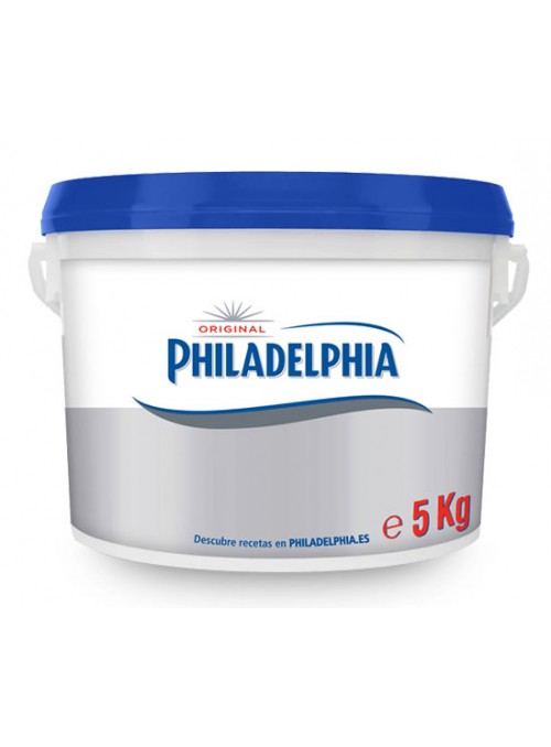 PHILADELPHIA Cubo 5kg