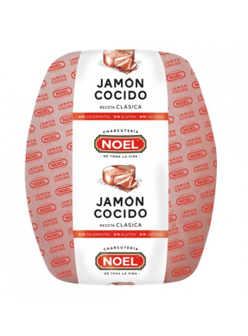 Jamón Cocido Súper-jugoso NOEL