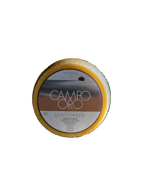 Queso Semi-curado 3Kg CAMPO ORO
