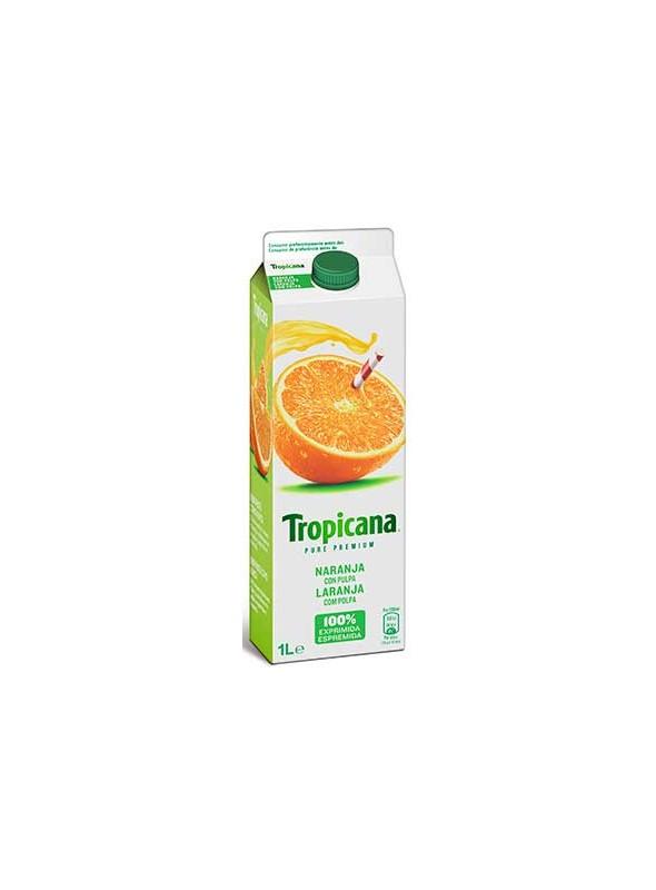 Zumo Naranja 1L Tropicana