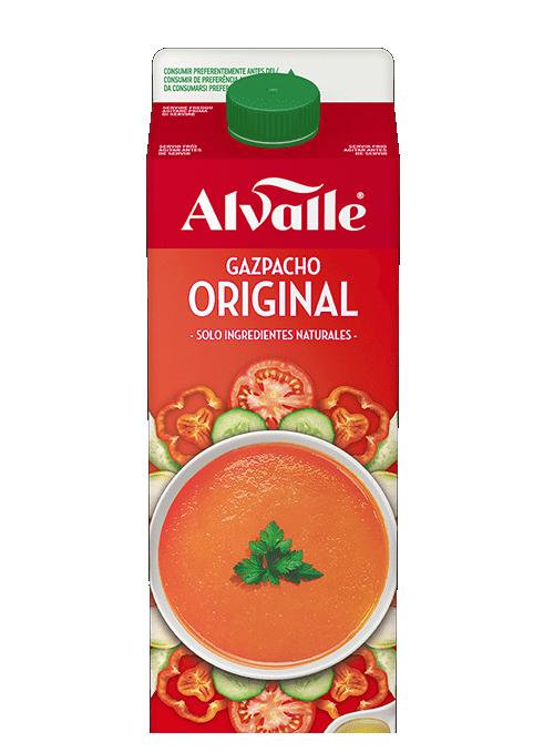 Gazpacho Original 1L ALVALLE