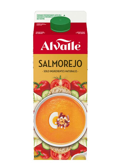 Salmorejo 1L ALVALLE