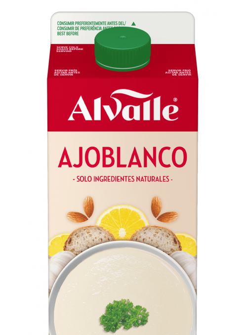 Ajo Blanco 1L ALVALLE